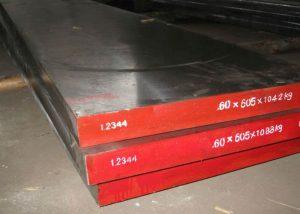 1.2344 H13 SKD61 įrankių plienas plokščias