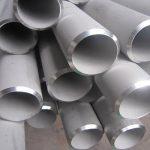 TP316 / 316L ASTM A213 ASME SA213 nerūdijančio plieno vamzdis