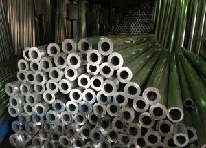 2011 2014 7005 7020 O T4 T5 T6 T6511 H12 H112 aliuminio vamzdis / vamzdis