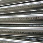 ASTM A276 AISI 316 apvalus nerūdijančio plieno strypas