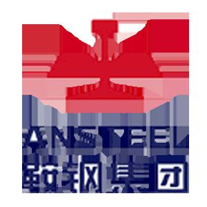 """Ansteel"" logotipas"