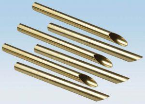 C44300 C68700 žalvarinis vario lydinio vamzdis ASTM B111