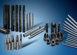 ST45, ST52, SAE1026 Hidraulinis ir pneumatinis cilindras su tiksliu besiūliu plieniniu vamzdžiu