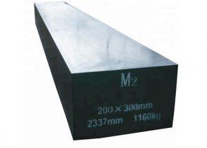 M2 1.3343 SKH51 apvalios juostos įrankių plienas didelis greitis