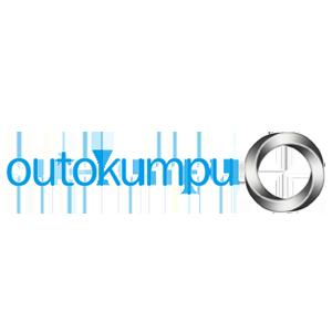 """""""Outokumpu"""" logotipas"""