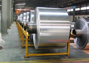 Lydinio aliuminio ritė su 1100,2024,3105,4A11,5083,6061,6082,6063,7A09